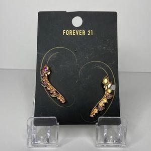 Forever 21 Ear cuffs